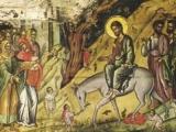 Κυρ. Βαΐων (Λκ 19,28-40)